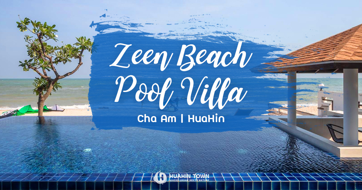 Zeen Beach Pool Villa HuaHin