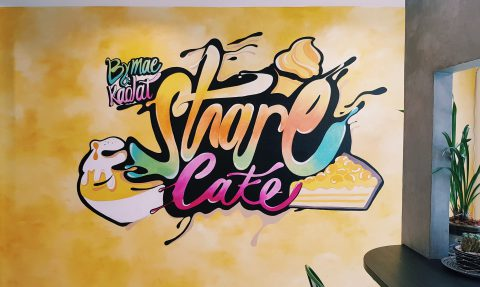 Share Cafe' By Mae Kaolat