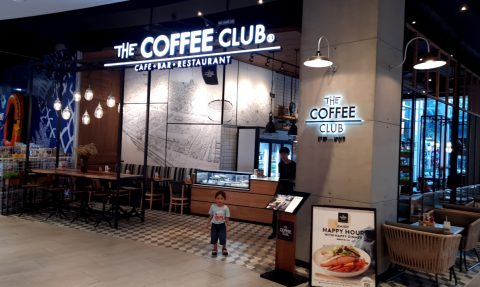 The Coffee Club Bluport HuaHin
